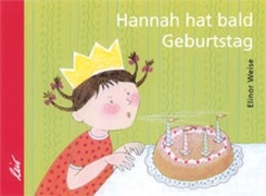 Hannah hat bald Geburtstag