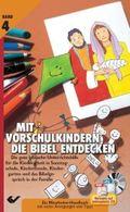 Mit Vorschulkindern die Bibel entdecken: Schwerpunkt Matthäus-Evangelium, m. CD-ROM; Bd.4