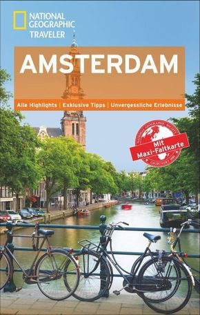National Geographic Traveler Amsterdam