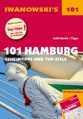 Iwanowski's Reisehandbuch 101 Hamburg - Reiseführer