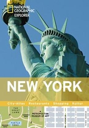 National Geographic Explorer New York