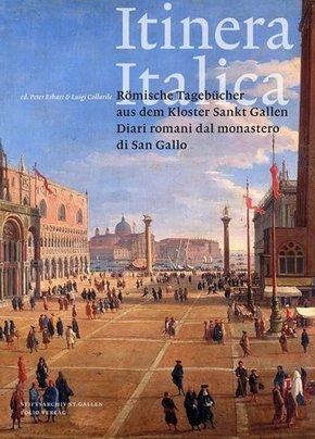 Itinera Italica - Bd.1