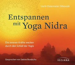 Entspannen mit Yoga Nidra, Audio-CD