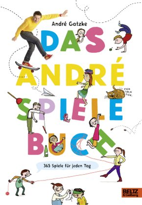 Das André-Spielebuch