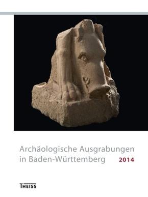 Archäologische Ausgrabungen in Baden-Württemberg 2014