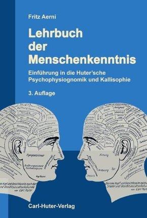 Lehrbuch der Menschenkenntnis