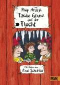 Familie Grunz auf der Flucht