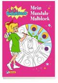 Bibi Blocksberg - Mein Mandala-Malblock