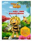 Die Biene Maja - Mein Mal- und Bastelbuch