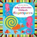 Babys allererstes Fühlbuch: Fingerspuren