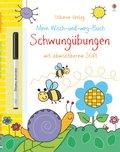 Mein Wisch-und-weg-Buch, Schwungübungen