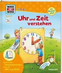 Uhr und Zeit verstehen - Was ist was junior Bd.29