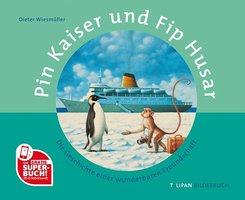 Pin Kaiser und Fip Husar