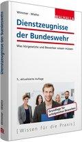 Dienstzeugnisse der Bundeswehr