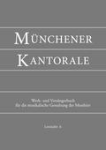 Münchener Kantorale: Lesejahr A, Werkbuch
