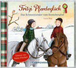 Fritzi Pferdeglück - Das Schneewunder vom Kronsberghof, 1 Audio-CD