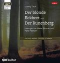 Der blonde Eckbert und Der Runenberg, 1 MP3-CD