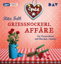 Grießnockerlaffäre, 1 MP3-CD