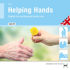 Helping Hands - English for nursing and social care, Audio-CD, Audio-CD