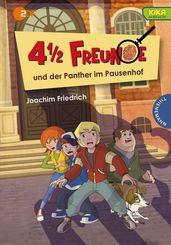 4 1/2 Freunde und der Panther im Pausenhof