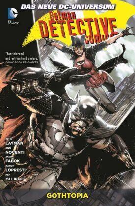 Batman - Detective Comics: Gothtopia