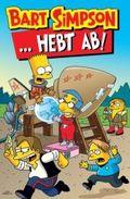 Bart Simpson Comic - hebt ab!