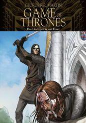 Game of Thrones - Das Lied von Eis und Feuer, Die Graphic Novel (Collectors Edition) - Bd.4