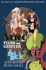 Die Liga der außergewöhnlichen Gentlemen - Nemo: Fluss der Geister