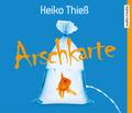 Arschkarte, 4 Audio-CDs