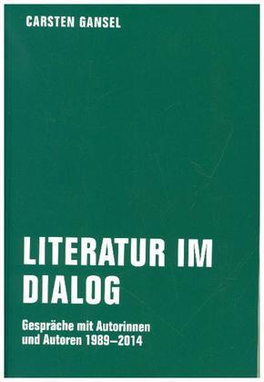 Literatur im Dialog