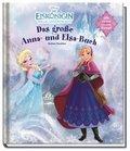 Disney Die Eiskönigin völlig unverfroren: Das große Anna- und Elsa-Buch