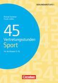 45 Vertretungsstunden Sport