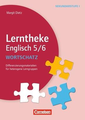 Lerntheke Englisch 5/6: Wortschatz