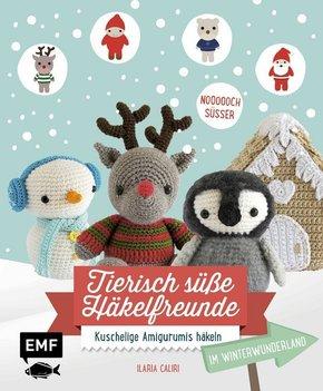 Tierisch süße Häkelfreunde im Winterwunderland