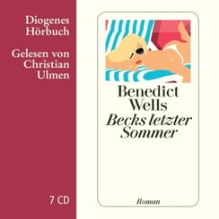 Becks letzter Sommer, 8 Audio-CDs