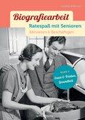 Biografiearbeit - Ratespaß mit Senioren - Essen & Trinken, Gesundheit - Bd.3