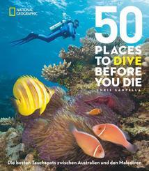 50 einmalige Orte zum Tauchen