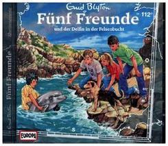 Fünf Freunde und der Delfin in der Felsenbucht, 1 Audio-CD