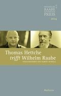 Thomas Hettche trifft Wilhelm Raabe
