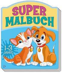 Supermalbuch (1-3 Jahre)