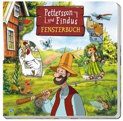 Pettersson und Findus Fensterbuch