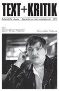 Text + Kritik: Rainer Werner Fassbinder; 103