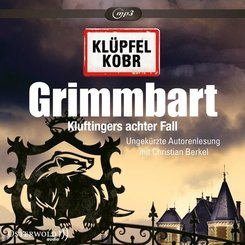 Grimmbart, 2 MP3-CDs