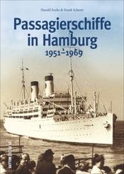 Passagierschiffe in Hamburg