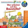 Wer arbeitet auf der Baustelle?, Audio-CD - Wieso? Weshalb? Warum?, Junior