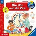 Die Uhr und die Zeit, Audio-CD - Wieso? Weshalb? Warum? Tl.25