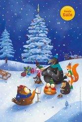 Heule Eule Weihnacht