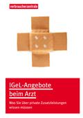 IGeL-Angebote beim Arzt