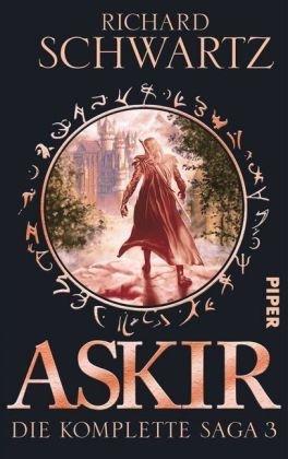 Askir - Die komplette Saga - Tl.3