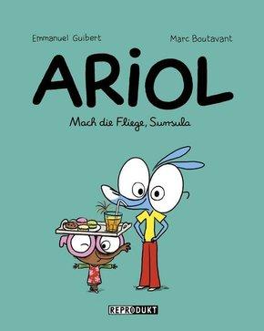 Ariol - Mach die Fliege, Surrsula